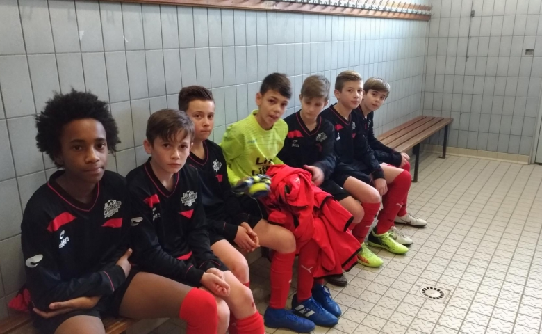 FC Dombes Bresse - U13 : Tournoi qualificatif Futsal District