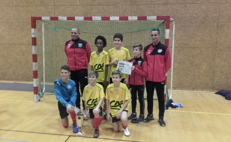 U13 : Tournoi national de Belleville