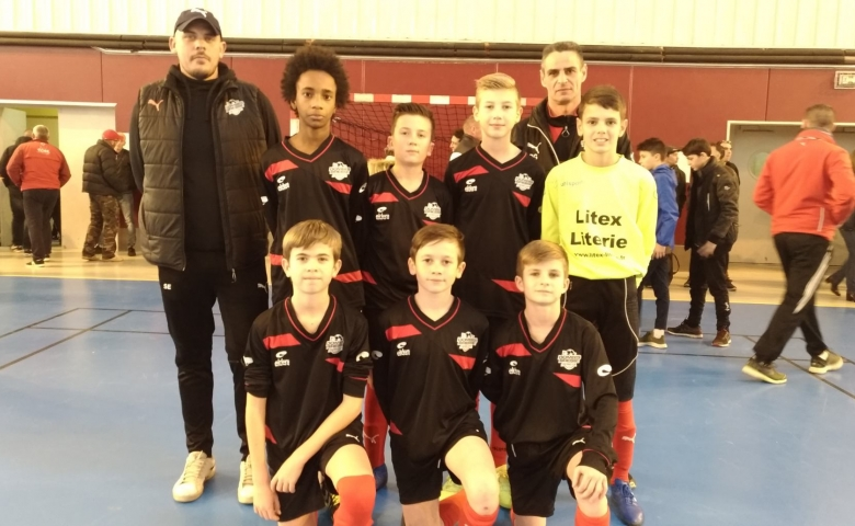 U13 : Tournoi qualificatif Futsal District