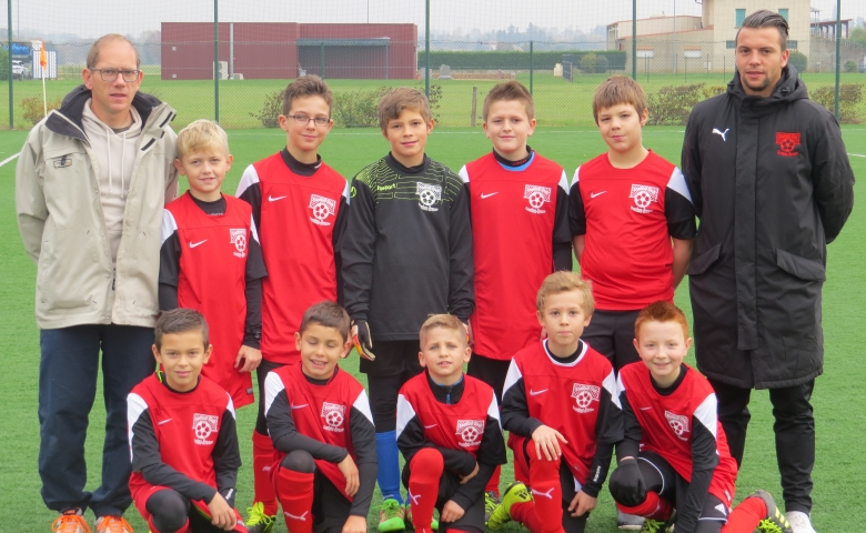 U11 : Photos groupe 1 et 5