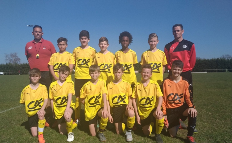 U13 : Match contre Culoz Grand Colombier